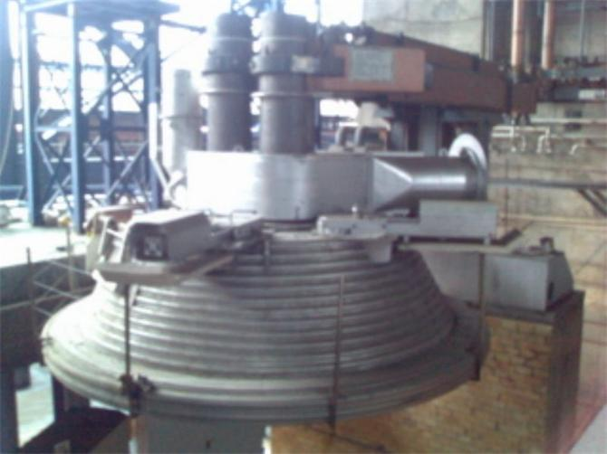 58568-Ladle furnace-EGS Celik San. Ltd. Skti.