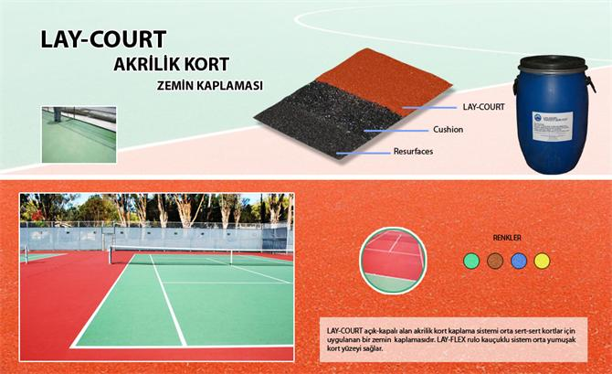 Lay Court Acrylic Court Buy Lay Court Acrylic Court Product On