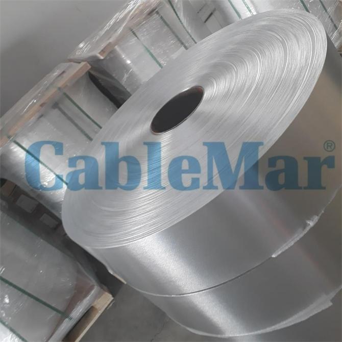 52740-Copolymer coated aluminum tape-Kablomar Kablo ve Hammaddeleri  San. ve Tic. Ltd. Sti.