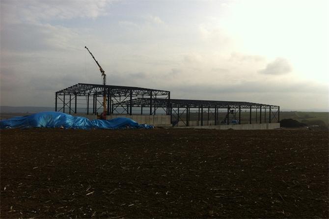 166149-Steel Structures-AICH-MAKALSAN Makina ve Kalip San. Tic. Ltd. Sti.