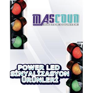205652-Traffic Signaling Power Led-Mascoun - Mastercounter-Matek Elektronik ve Bilgisayar Sistemleri