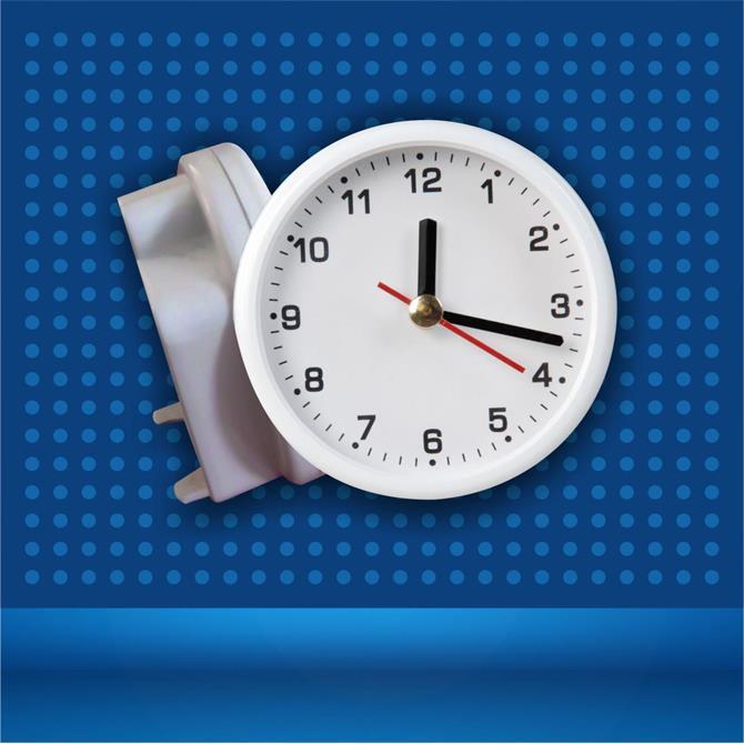 178419-Desk clock-KİMAŞ PLASTİK VE PROMOSYON SANAYİ TİCARET LTD.ŞTİ.