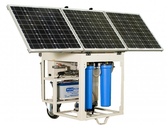 220496-Solar Water Treatment System - MWF900SF-Tecimer Dis Ticaret Ltd. Sti.