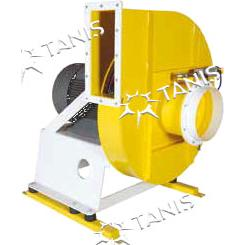200256-PNEUMATIC FAN-TANIS MILLING TECHNOLOGY