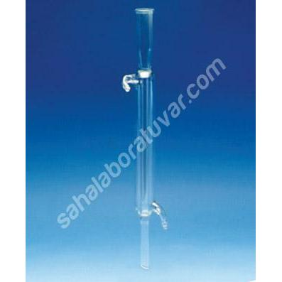 204815-Straight Cooler Unshifted / TS 3952-Saha Laboratory Glass and Chemical Materials Ltd. Sti.