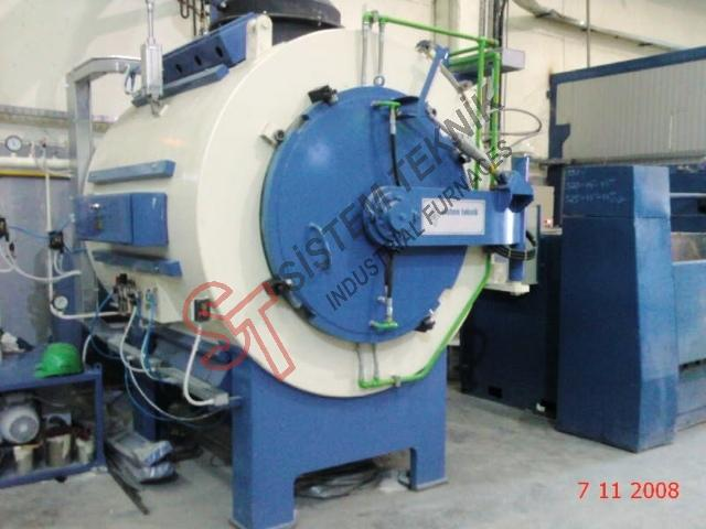207238-Vacuum Nitration Ovens-Sistem Teknik Sanayi Firinlari A.S.