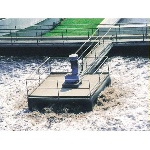 43439-Vertical Mill Turbine Aerator (Surface Turbine Aerator)-Astim Endustri Tesisleri Imalat Montaj Taahhut AS.