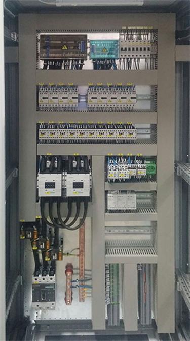 213382-Low Voltage Board-Eso Endustriyel Elektronik Sist. Otomasyon San. Tic. Ltd. Sti.