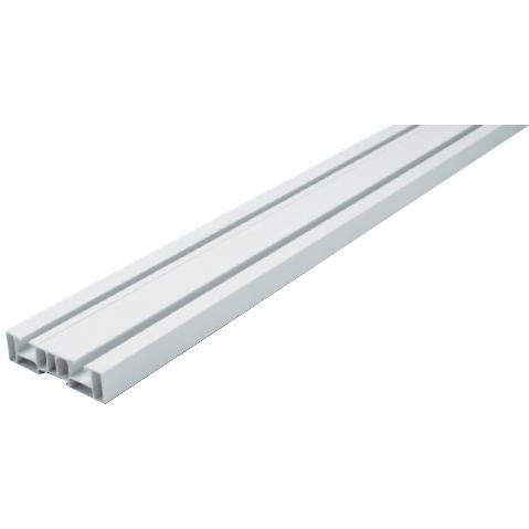 211368-Super Double Curtain Rail-Pinar Plastik Ins. ve Gida San. ve Tic. A.S.