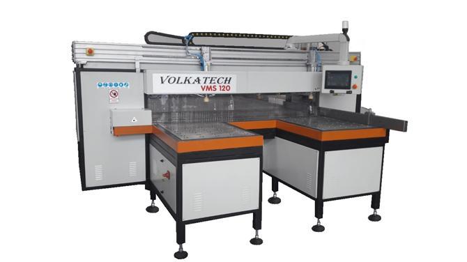 213651-Aluminum Cutting Machine-Volkatech Makina Sis. San. ve Tic. Ltd. Sti.