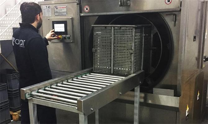 210978-Cnc Part Washing-AYAR Makina San. Ve Tic. Ltd. Sti.