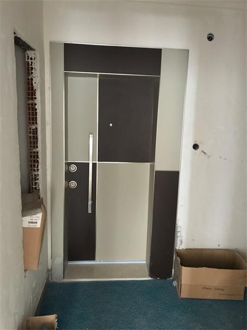 204029-STEEL DOOR-Uckar Celik Kapi Ins. Orman Ur. Im. San. ve Tic. Ltd. Sti.