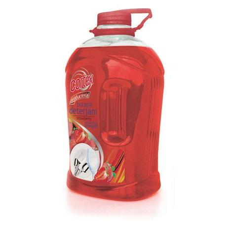211913-Strawberry Liquid Dishwashing Detergent-EkoKim Temizlik Urunleri San. ve Tic. Ltd. Sti.