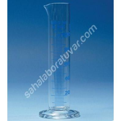 204698-Graduated Short Form, Dibi Round / TS 3781-Saha Laboratory Glass and Chemical Materials Ltd. Sti.