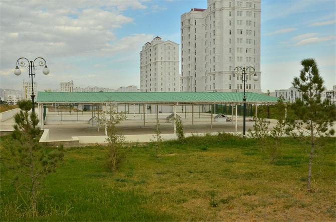 43764-Askhabat 72 apartments project in Turkmenistan-ELYAPI Beton Elemanlari Ins. Tur. Nak. San. ve Tic. Ltd. Sti.