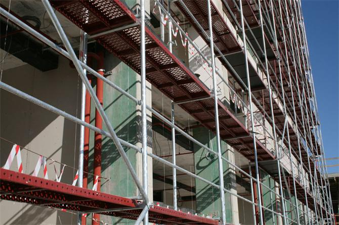 54112-Exterior scaffolding systems / security system scaffolding-OZLER KALIP VE ISKELE SISTEMLERI A.S.