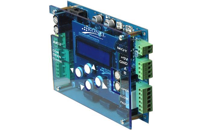 205400-Door Control Card-Konel Arastirma Gelistirme Bilisim Otomasyon Elektronik Ve  Danismanlik Hizmetleri San.Tic.Ltd.Sti.