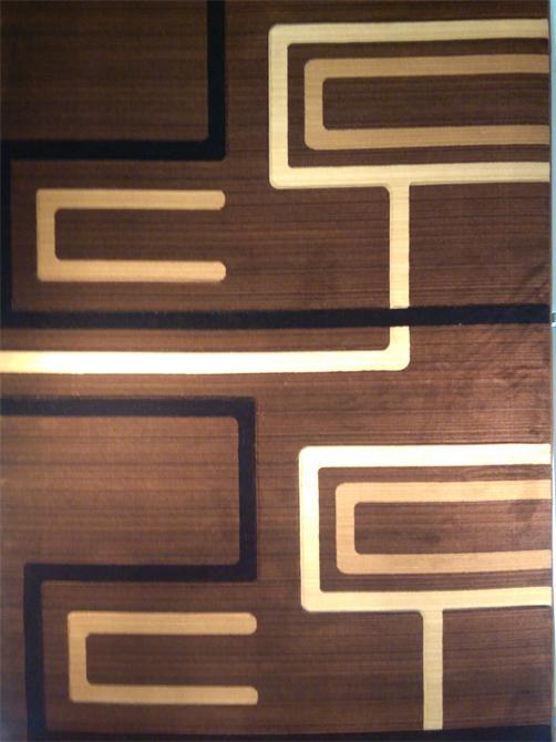 200193-Silver Carving Brown Carpet-VOXX FLOOR