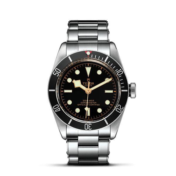 168617-Tudor Heritage Siyah Erkek Saat-Uğur Saat