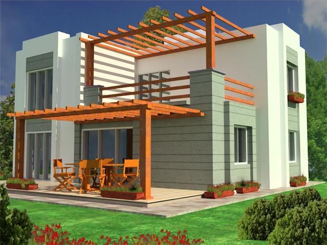201390-Steel Construction House-Apec Celik Yapi Sistemleri San. ve Tic. A.S.