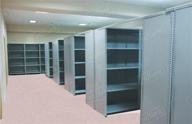 205677-Bolted Shelves-Eren Celik Ahsap ve Metal Moble San. ve Tic. Ltd. Sti.