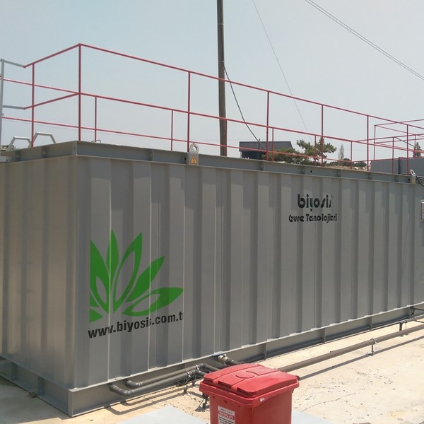 225023-Purification of wastewater-BİYOSİS ÇEVRE TEKNOLOJİLERİ Mühendislik Müşavirlik İnşaat İmalat Bilişim San.Tic.Ltd.Şti.