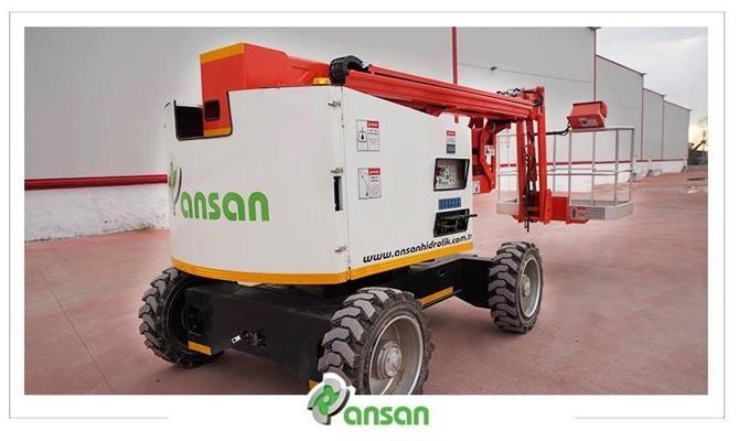 206214-Diesel Platform-ANSAN HIDROLIK San.Mak.Ins.Turz.Taah.ve Tic.Ltd.Sti.