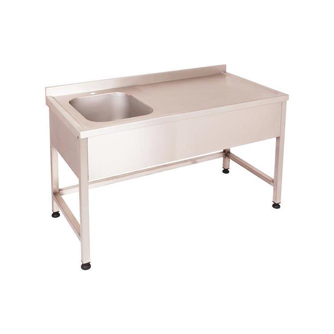 227157-Single Sink Bottom Without Shelf-Meşale Kazan Mak. Bakır San. ve Tic. A.Ş.
