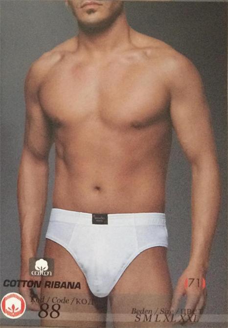 215451-Classic Men's Short Briefs-Kozaluks Tekstil San. ve Tic. Ltd. Sti.