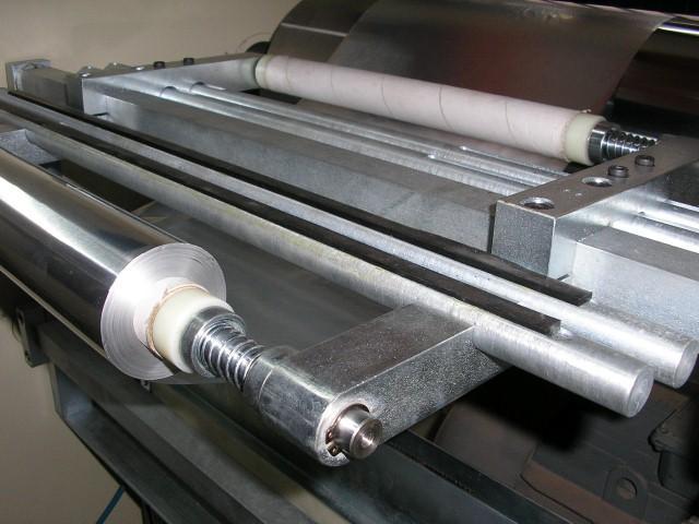 32508-Aluminum foil-Floryamac Kagit ve Mendil Makina Imalati