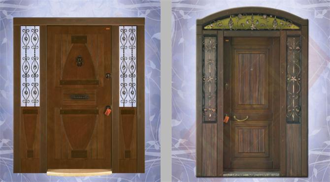 210136-Special Design Steel Door-TÜRKARSLAN ÇELİK KAPI SAN.TİC.LTD.ŞTİ.