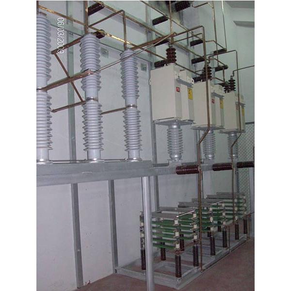 210578-Orta Gerilim Dağıtım Sistemleri - RC Filtre ve Parafudr Sistemleri-EGESİM Enerji Elektromekanik ve Elektrik Taah. San. Tic. Ltd. Şti.