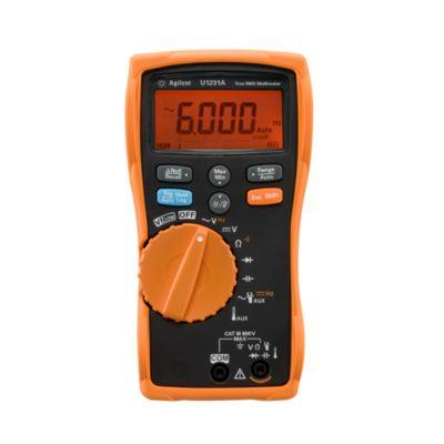 46187-U1231 A true rms digital multimeter 6000 counts handheld-Spark Olcum Teknoloji A.S.