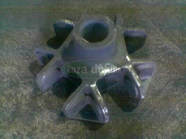 216587-Steel Casting Crane Polip Head-Koza Dokum Makine Elektrik San. Tic. Ltd. Sti.