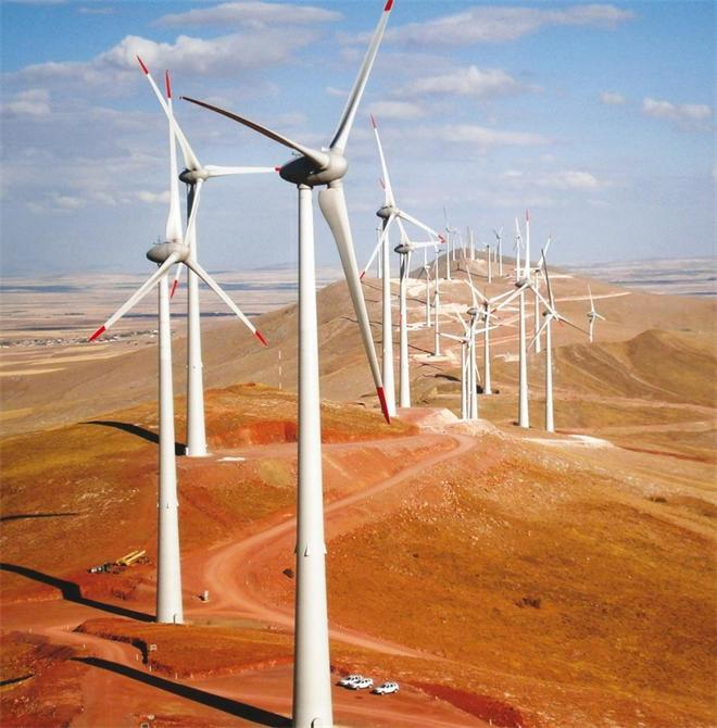 220018-Wind Turbines-Halbes Makina Imalat Ltd. Sti.