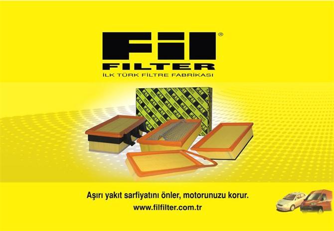 27423-Car air filter-Fil Filtre Ltd. Sti.