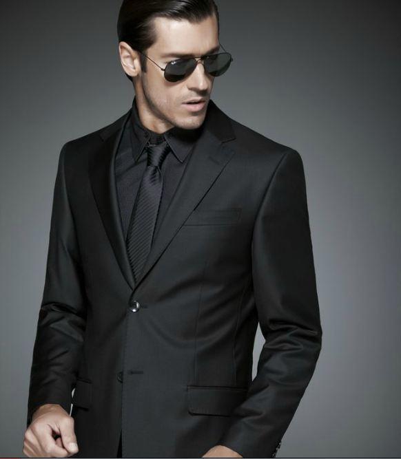 b9eb9054fb6ff Siyah Erkek Takım Elbisesi - ürününü globalpiyasa.com da satın alın