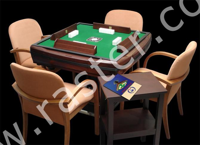 thick stone full automatic okey table