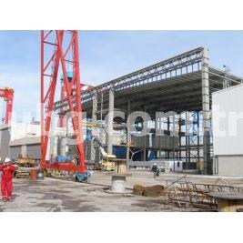 202202-SEDEF TERSANESİ BOYAHANE  - 700 TON-UBG Yapı Sanayi ve Ticaret Ltd. Şti.
