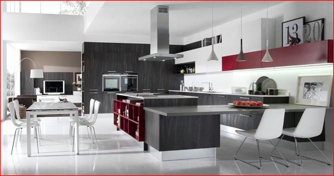 58909-Neff kitchen cabinet-Dekor Ahsap Urunleri San. A. S.