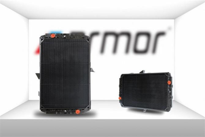 27456-Commercial vehicle radiator-Armor Isi Transfer San. ve Tic. A.s.