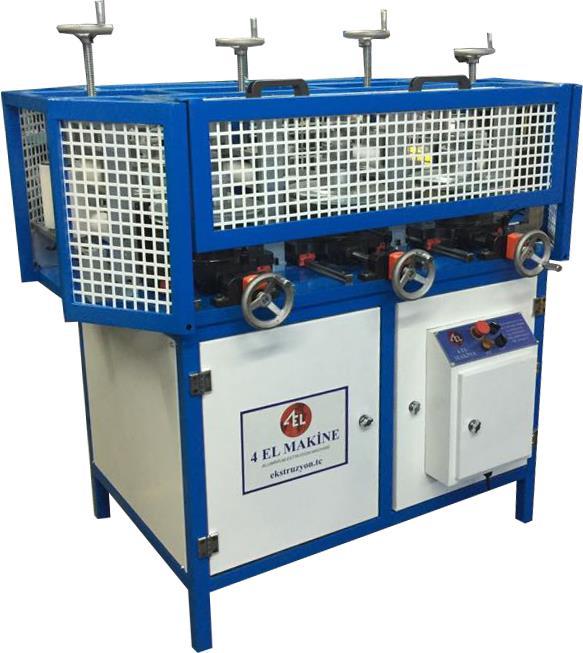 231739-Thermal Break Rolling Machine-Dörtel Kalıp ve Makina San. Tic. Ltd. Şti