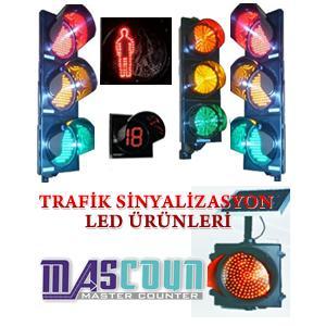 205651-Traffic Signaling Led Systems-Mascoun - Mastercounter-Matek Elektronik ve Bilgisayar Sistemleri