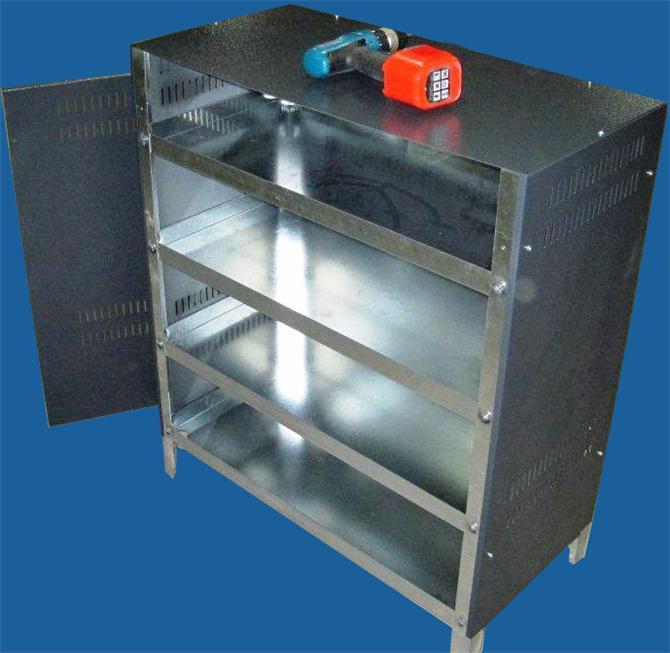205095-Multi-Shelf Battery Cabinet-Iksel Elektromekanik San. ve Tic. Ltd. Sti.