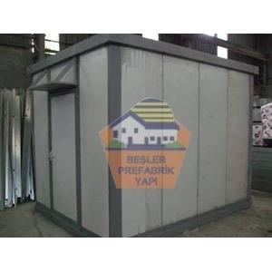 43757-Gsm cabins-Besler Prefabrik Yapi ve Makine  San. Dis Tic. Ltd. Sti.