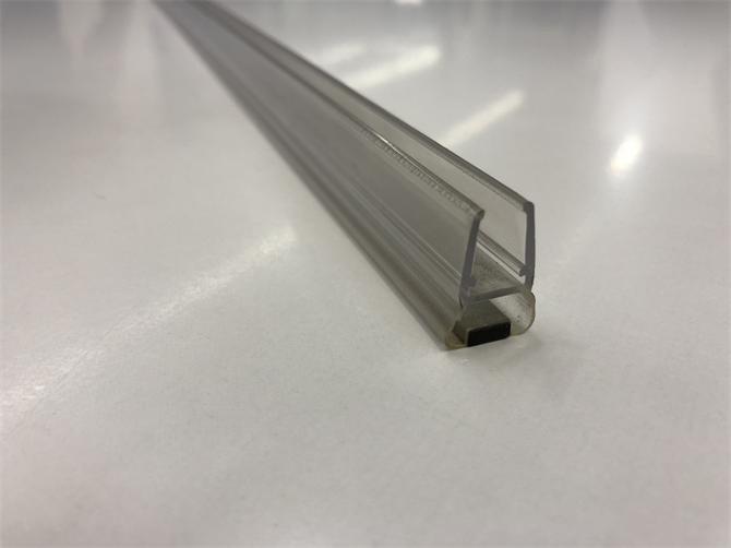 213771-Antibacterial Magnetic Glass Seal for 6-8mm Glasses-BM Glass Hardware