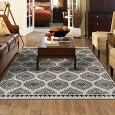 205018-Patterned Carpet-Seryun Tekstil Hali San. Ve Tic. Ltd. Sti.