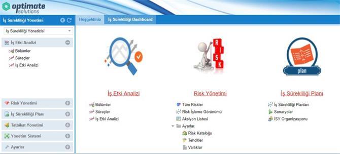 220651-Optimate ISO 22301 İş Sürekliliği Yönetimi Yazılımı-BTYÖN Danışmanlık, Eğitim, Yazılım Ve Teknoloji Hizmetleri San. Ve Tic. Ltd. Şti.