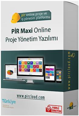 220655-Pir Maxi Online Project Management Software-Pir Yazilim ve Teknoloji San. Tic. A.S.