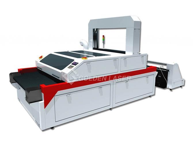 238143-Sublimation Fabric Laser Cutter for Sports Wear-Dekat Makina Sanayi ve Ticaret. Ltd. Sti.